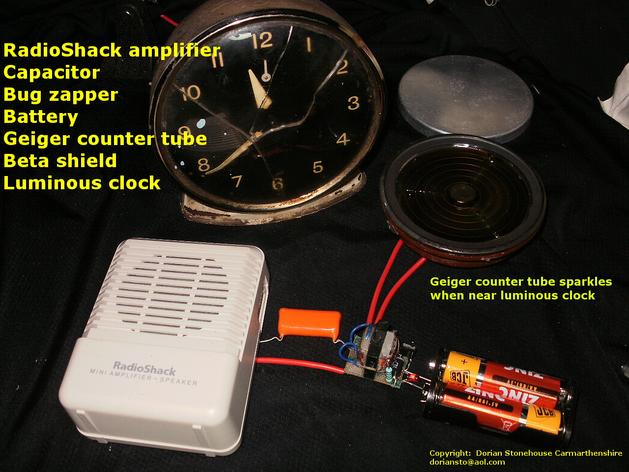 geiger counter home made easy read si 8b russian pancake detector