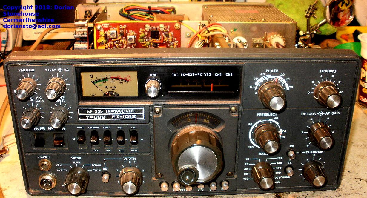 Yaesu FT101Z: the iconic amateur radio masterpiece of the